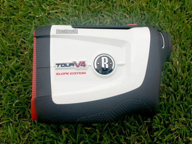 Bushnell Tour V4 Laser Rangefinder Review Golf Monthly