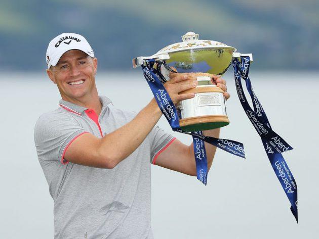 Alex Noren Wins Scottish