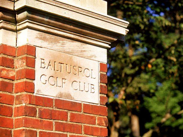 Where is Baltusrol Golf Club?
