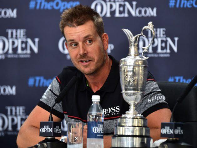 How Social Media Reacted To Henrik Stenson's Open Win