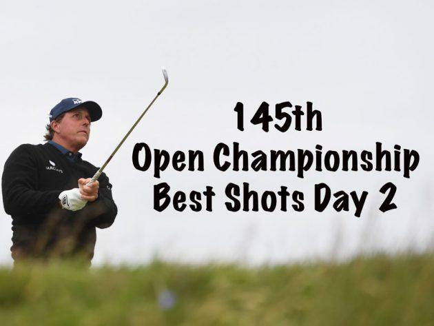 Open Championship best shots