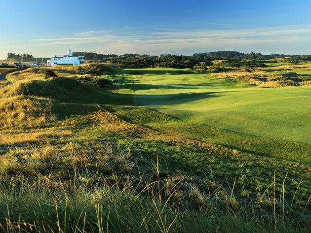 best tough par 4s Royal Birkdale Golf Club Pictures