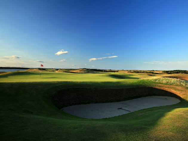 St Andrews - 11th hole Open composite course