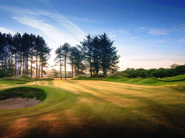 Troon golf course guide