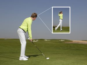 how to hit the perfect 1st tee shot
