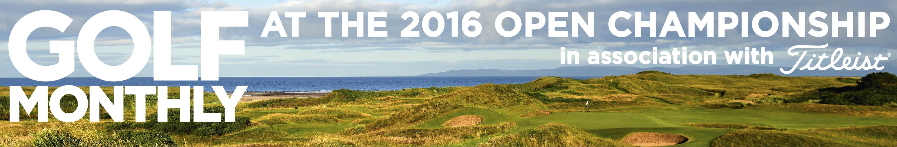 Open 2016 Banner