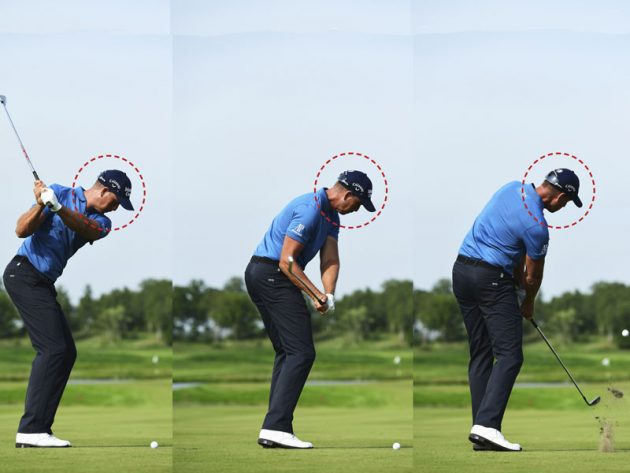 Why Henrik Stenson Does Not Look At The Ball At Impact