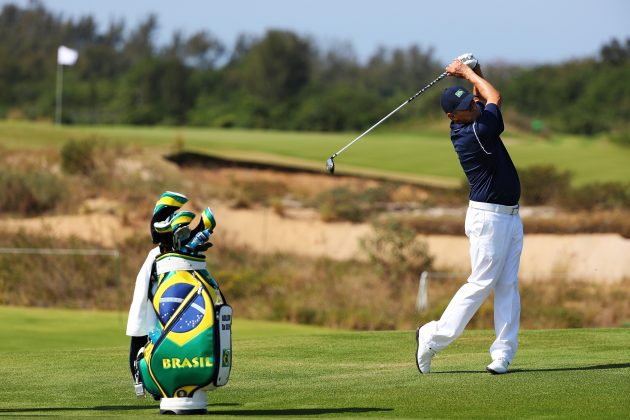 2016 Rio Olympics Golf Pictures