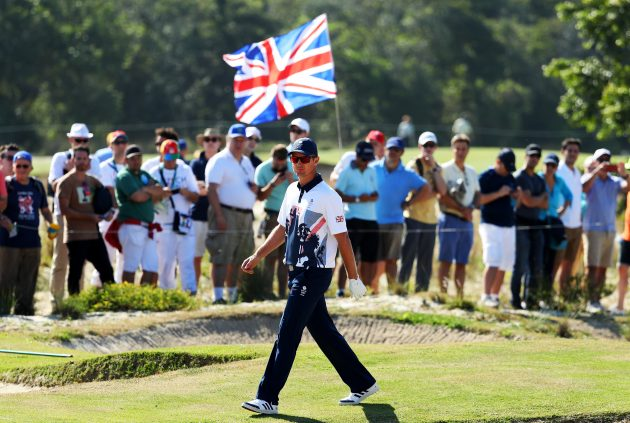 Justin Rose Wins Olympic Gold
