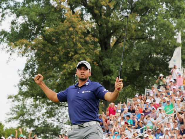Jason Day defends The Barclays