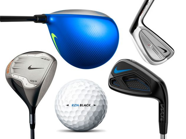 Following The Dramatic News That Nike Is To Step Away From Club And Ball Making Business We Pick Out Our Favourite Pieces Of Golf Equipment Since
