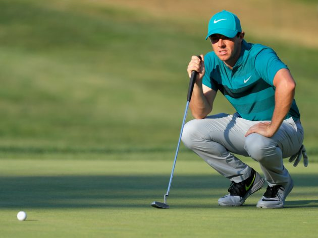 Rory McIlroy Spotted Testing Replacement Putter
