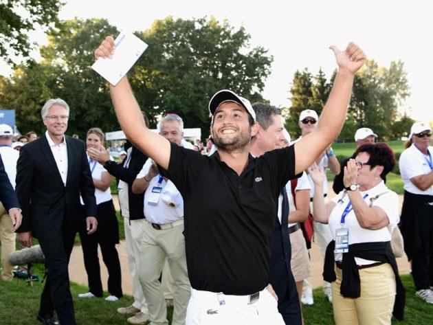 Alex Levy wins European Open