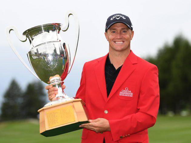Alex Noren wins Omega European Masters