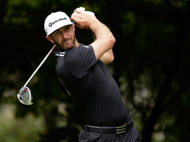 Dustin Johnson leads FedEx Cup into Tour Championship