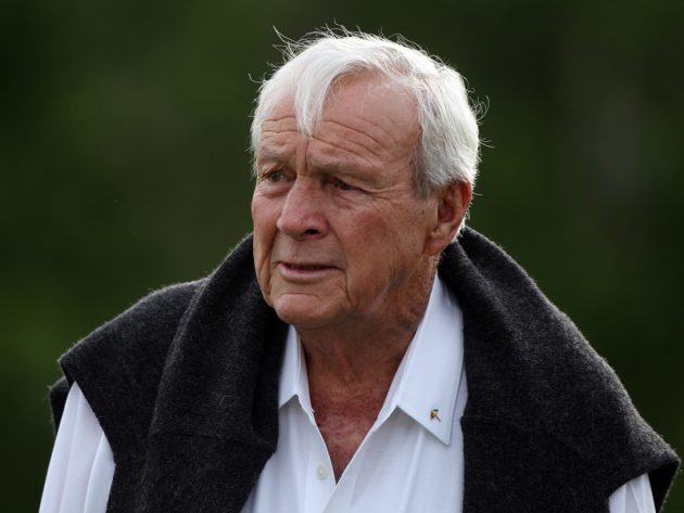 Arnold Palmer the king of golf dies at 87