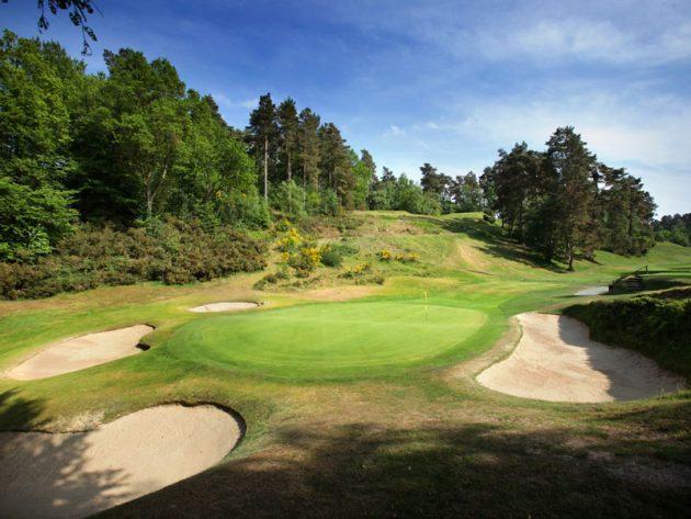 Golf Tourism England