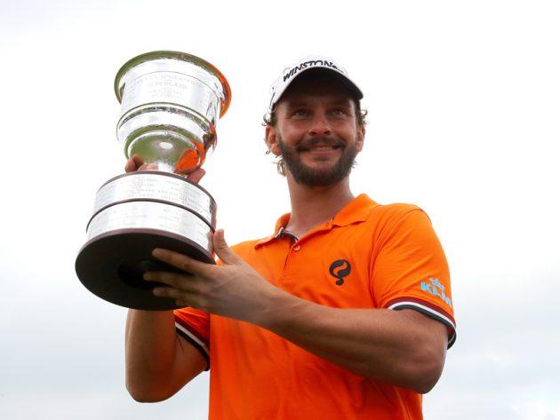 Joost Luiten wins KLM Open