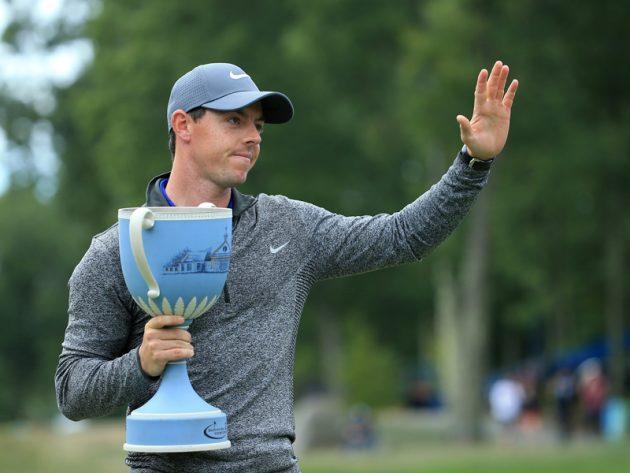 Rory McIlroy wins Deutsche Bank