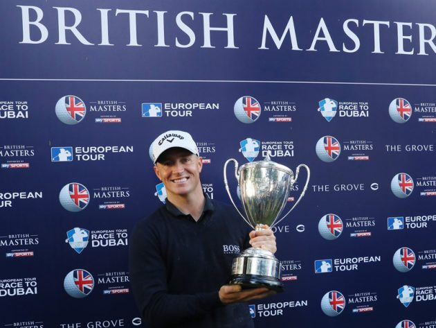Alex Noren wins British Masters