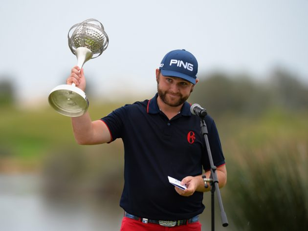 Andy Sullivan defends Portugal Masters