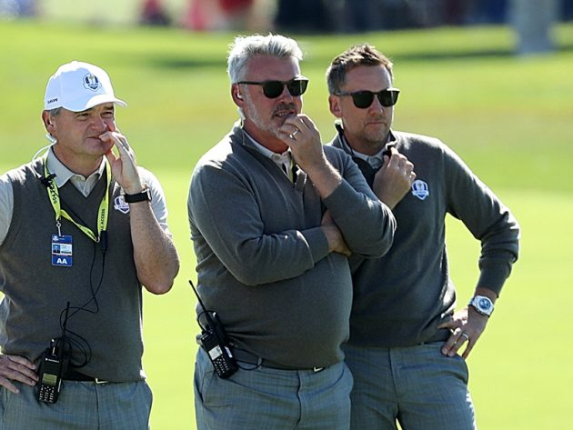 ryder cup day 2 report