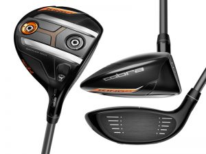 Cobra King F7 fairway wood