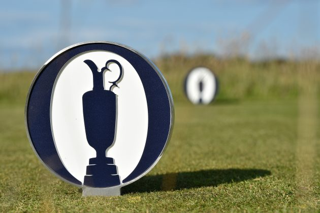 Coolest golf tee markers