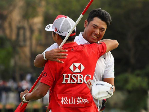 Hideki Matsuyama wins WGC-HSBC Champions