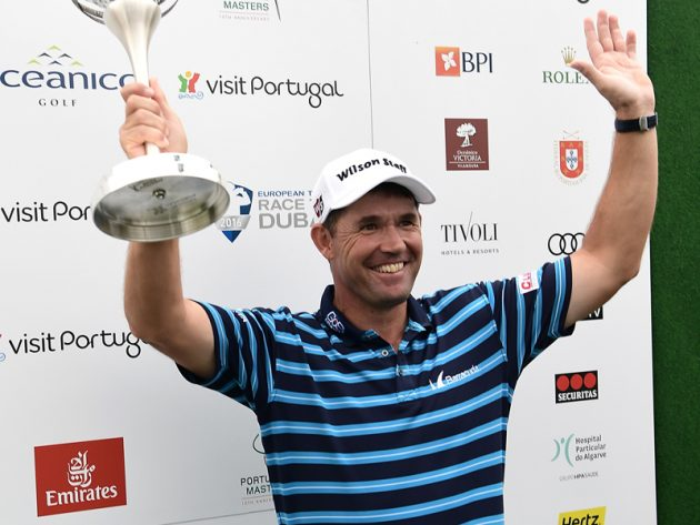 Padraig Harrington wins Portugal Masters WGC-HSBC Champions picks