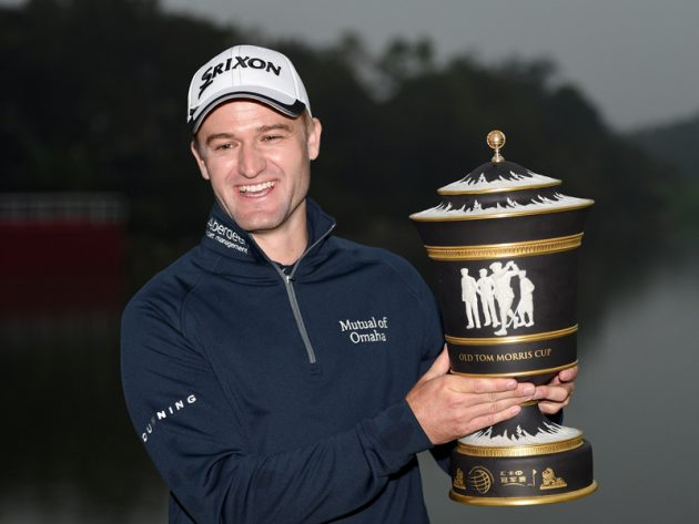 Russell Knox defends WGC-HSBC Champions
