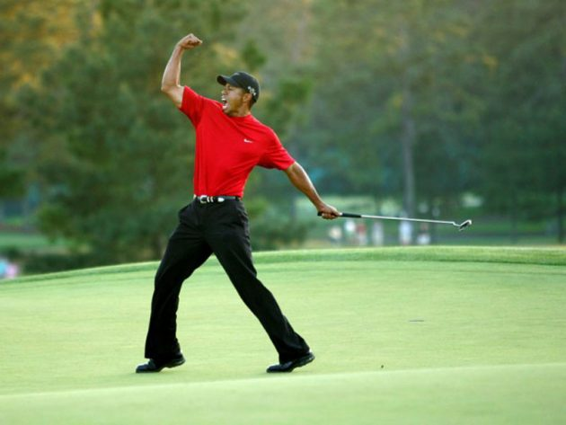 Nike Golf Major Wins
