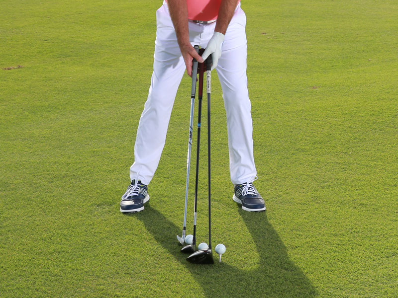 Perfect ball position with every club - Golf Monthly