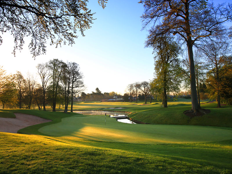 The Belfry Brabazon Course Review Golf Monthly