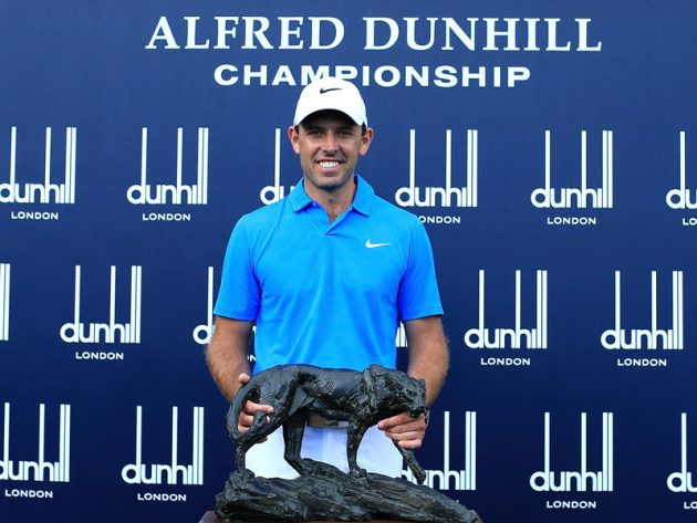 Charl Schwartzel going for fifth Alfred Dunhill Championship