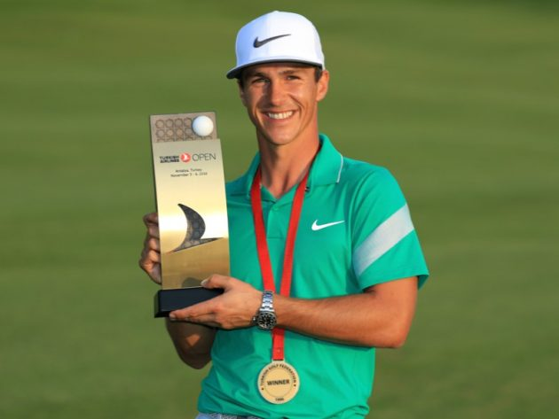 Thorbjorn Olesen Wins Turkish Airlines Open