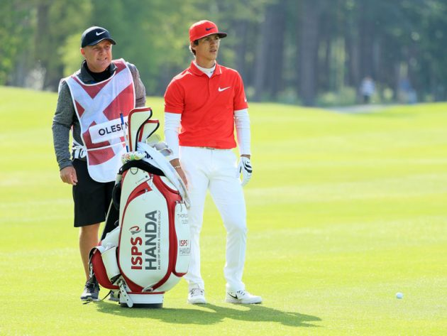 Thorbjorn Olesen What's In The Bag?