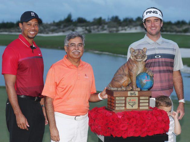 Tiger Woods returns, Bubba defends Hero