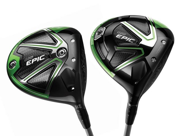 Callaway Great Big Bertha Epic Drivers Revealed