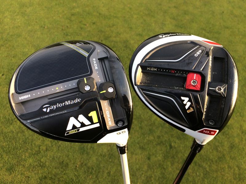 m1 vs m2 driver weight