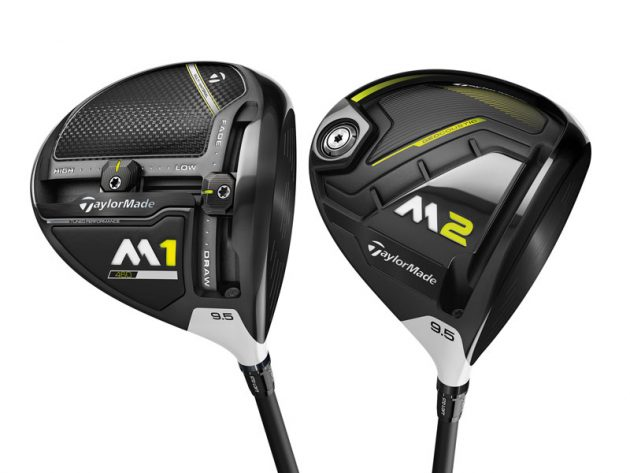 New TaylorMade M1 and M2 Drivers Launched - Golf Monthly