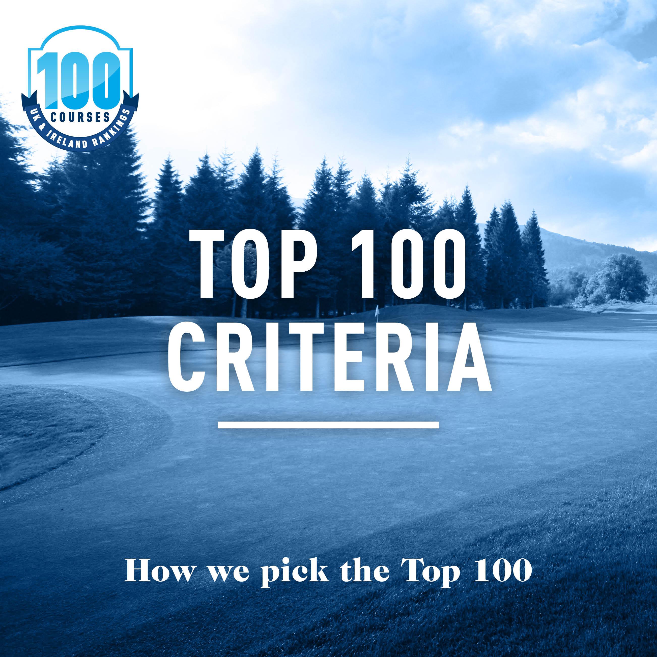Top 100 Criteria