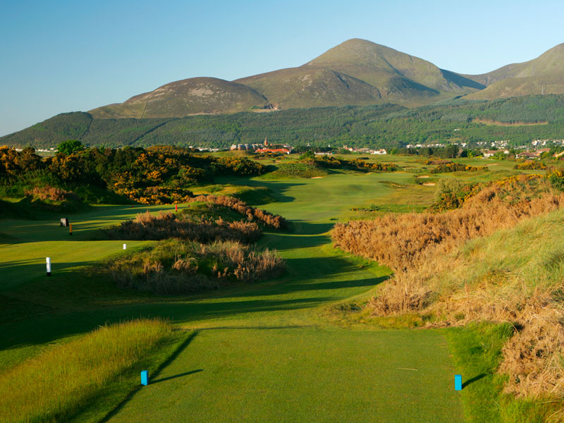 2018 Golf R >> Royal County Down Golf Club Championship Course Review