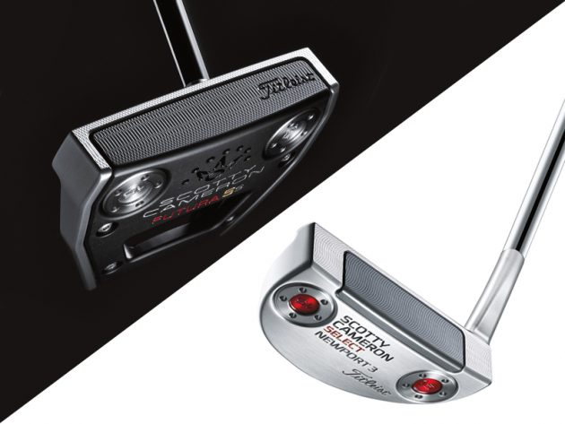 A Level Results 2017 Golf Gift Ideas Leist Scotty Cameron Putters