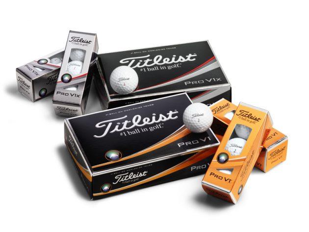 2017 Titleist Pro V1 and Pro V1x Golf Balls Revealed