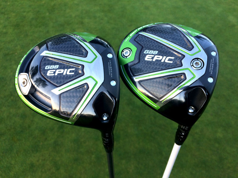 Callaway Great Big Bertha Epic drivers review