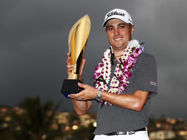 Justin Thomas sets another record with lowest 36-hole total