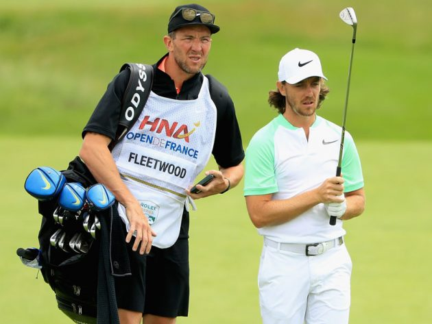 Tommy fleetwood what's in the bag