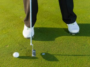 Stop Pushing Short Putts