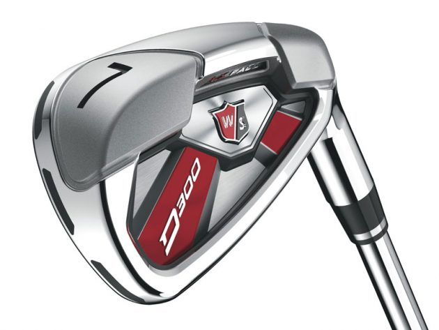 Wilson Staff D300 Best Forgiving Irons 2017